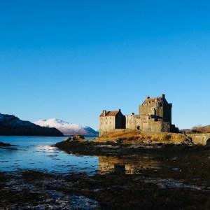 艾琳多南城堡 Eilean Donan Castle