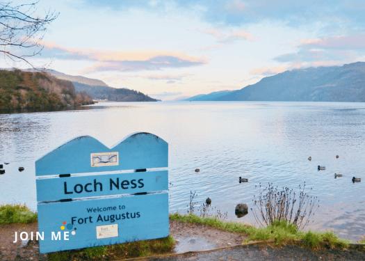 蘇格蘭Scotland:尼斯湖(Loch Ness)