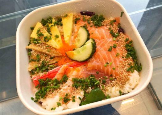 伦敦London:日本料理Wasabi