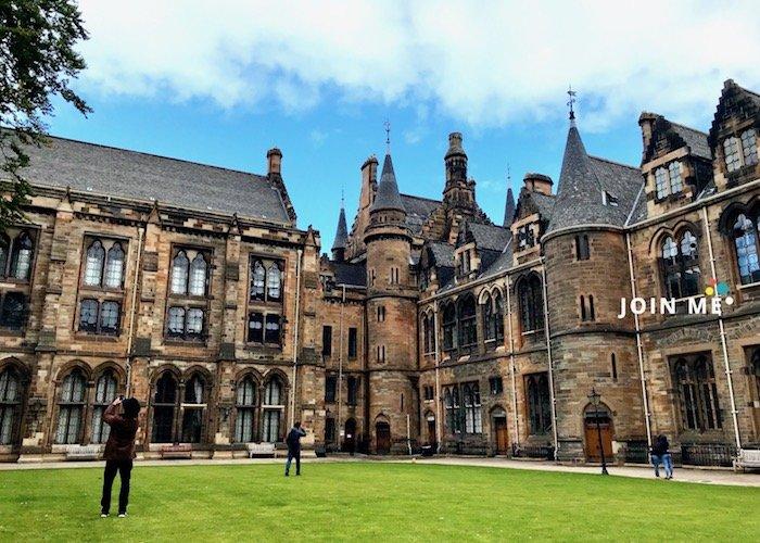 格拉斯哥Glasgow:格拉斯哥大学(Glasgow University)