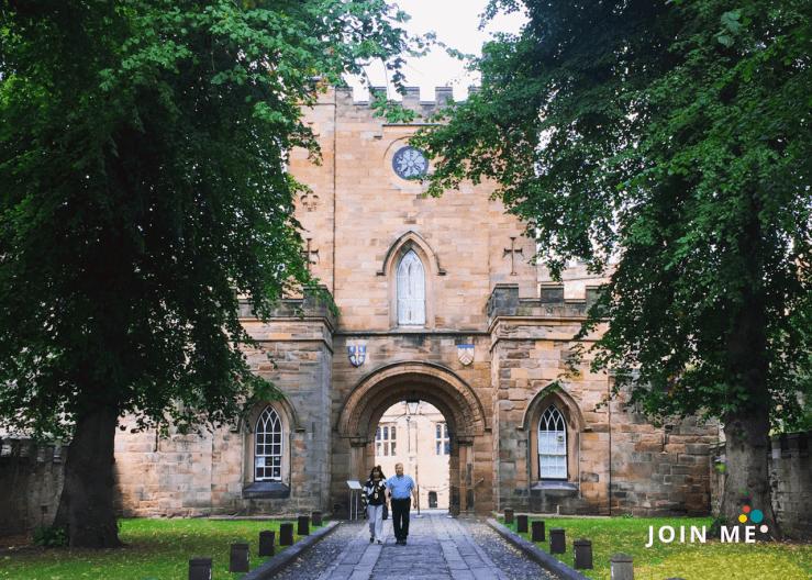 杜倫城堡 Durham Castle