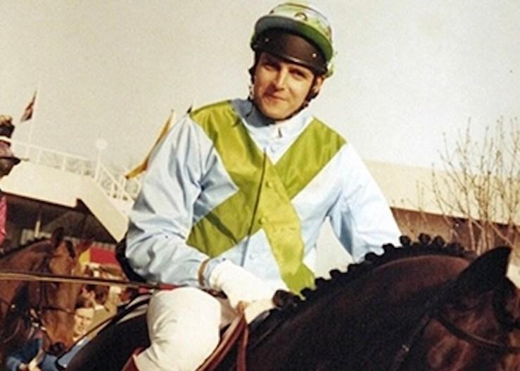 英國品牌 Smart Turnout 創辦人 菲利普・特納(Philip Turner)自創的賽馬服