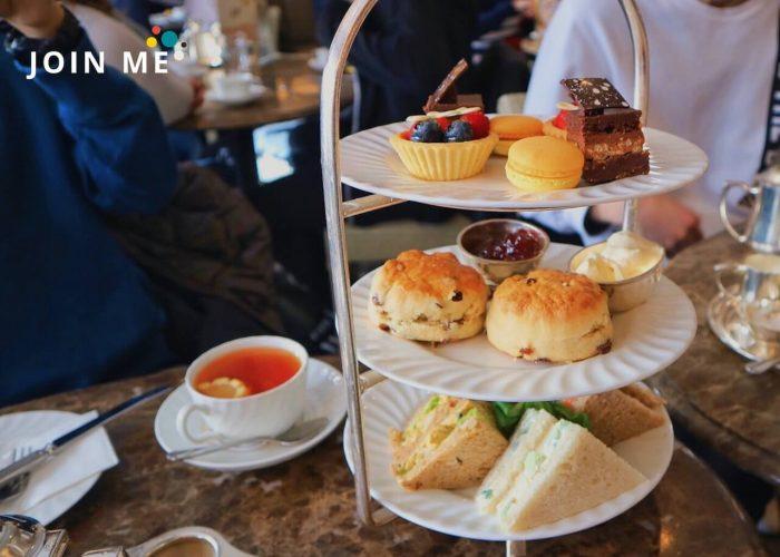 哈羅蓋特 Harrogate:貝蒂茶屋(Bettys Café Tea Rooms)北約克郡:哈羅蓋特 Harrogate