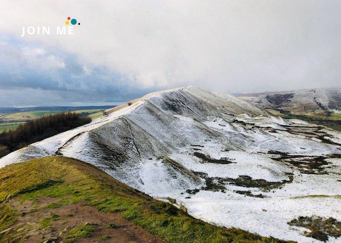 峰區 Peak District 馬姆圖爾 Mam Tor