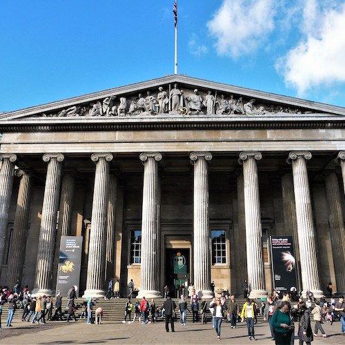 伦敦London 大英博物馆British Museum