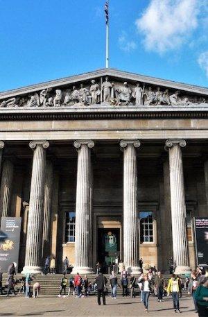 商品:伦敦London 大英博物馆British Museum