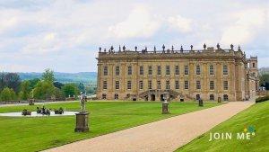 峰區 Peak District:達西莊園/查斯沃斯莊園(Chatsworth House)Cover