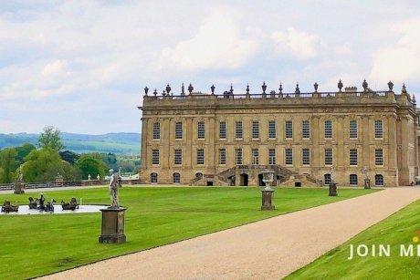 峰區 Peak District:達西莊園/查茨沃斯莊園(Chatsworth House)Cover