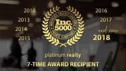7-time award recipient