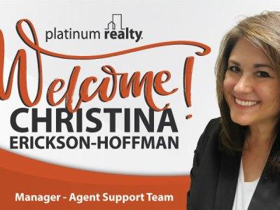 Christina Erickson-Hoffman