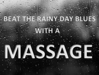 Rainy day massage pic