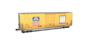 UP Boxcar