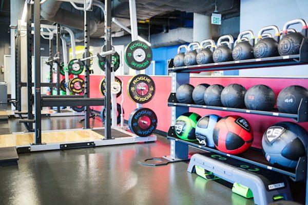Epic Fitness Floor 2