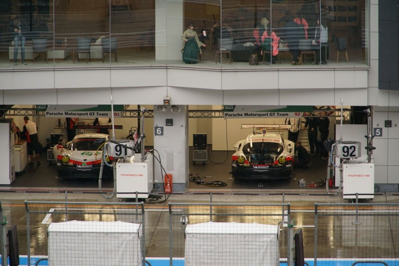 6 Hours of Fuji Speedway 2017 Pit