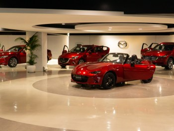 Tour the Mazda Museum and Factory in Hiroshima, Japan