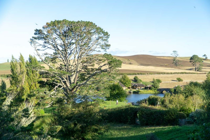 Hobbiton overview