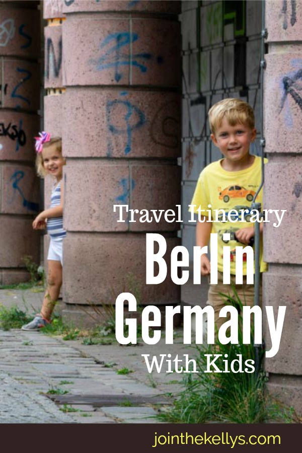 Berlin itinerary with kids
