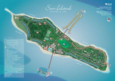 Тур на отдых в отеле Sun Island Resort & Spa 5* в Ари ...