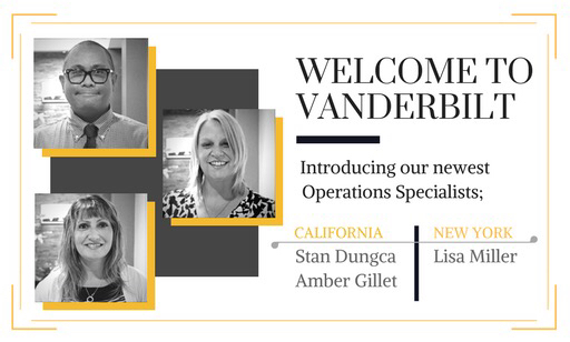 VFG Grows with Three New Operations Specialists
