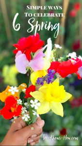 6 Simple Ways to Celebrate Spring | Joi-Knows-How.com