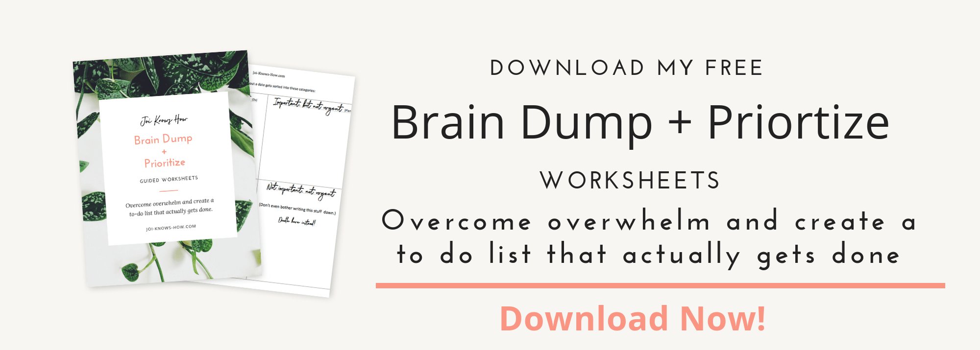 image about Brain Dump Worksheet identified as Multi-Pionate Innovative Joi Is aware How Direct toward