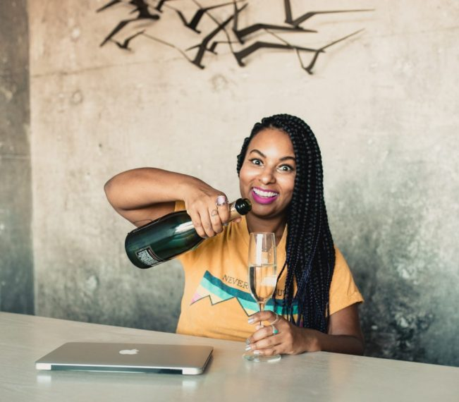 Launch fast, then celebrate! | How to Start Before You're Ready from the Joi Knows How Blog