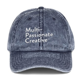 Shop the FIRST ever apparel line in celebration of multi-passionate creativity!