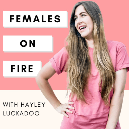 Females On Fire Podcast | My Top 7 Podcast Recommendations for Creative Entrepreneurs