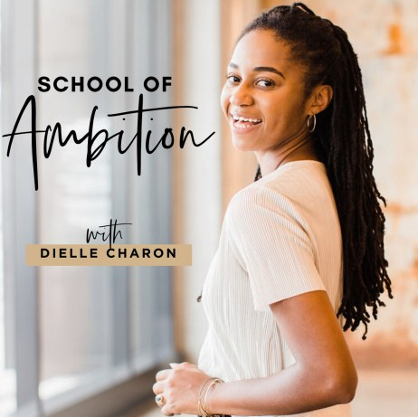 school of ambition podcast, creative entrepreneur, multi passionate creative