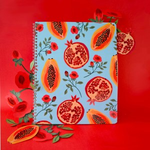 Cuaderno Papaya