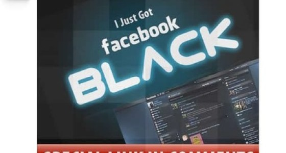 black faecbook