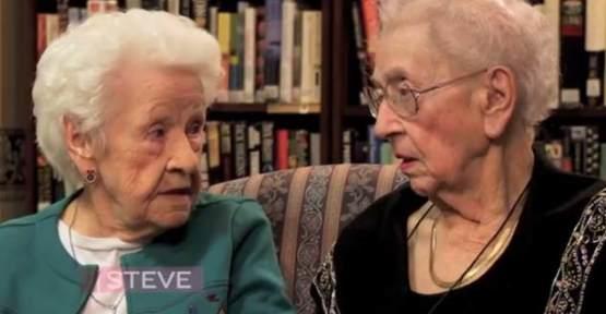 amigas por 100 anos