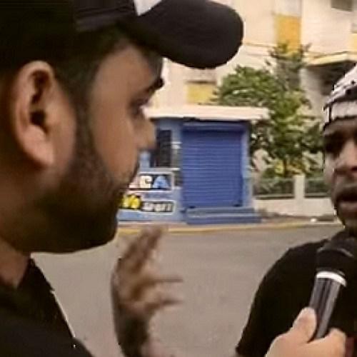 N-fasis @Julio En La Calle (Entrevista)