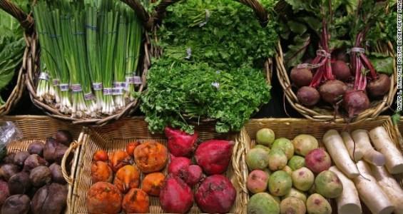 comida organica