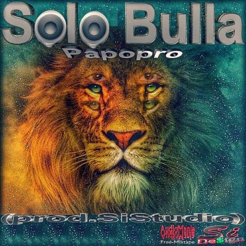 Papopro - Solo Bulla (prod.SiStudio) By SiDe$ign