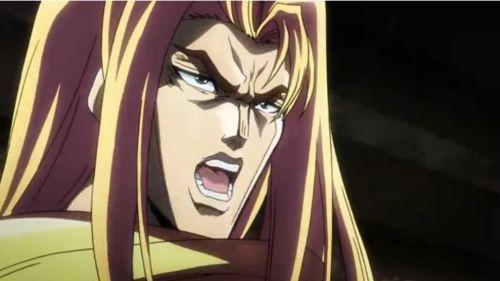 ジョジョ アニメ ストレイツォ容赦せん
