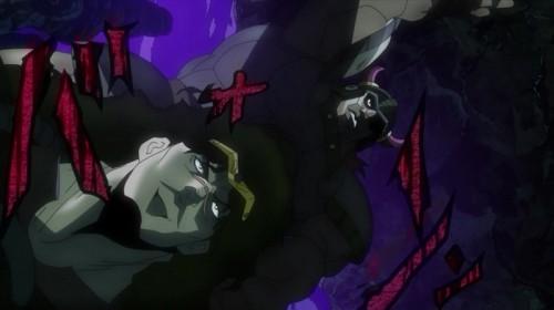 ジョジョ アニメ タルカス&ブラフォード
