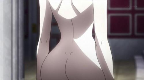 ジョジョ アニメ 第18話 リサリサ先生のお尻