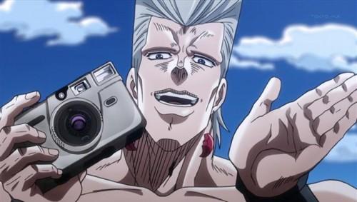 ジョジョ アニメ 第三部 第5話 ポルナレフ