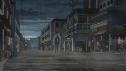 ジョジョ アニメ 第三部 第10話 ホル・ホースとJ・ガイル