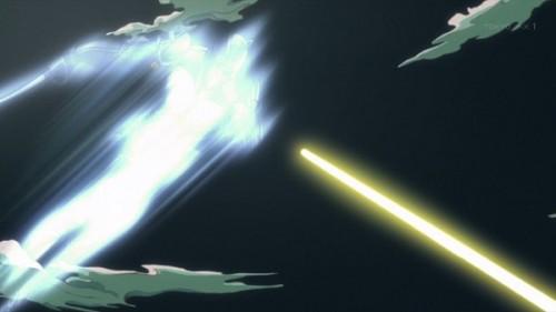 ジョジョ アニメ 第三部 第11話 移動するハングドマンを迎え撃つシルバーチャリオッツ