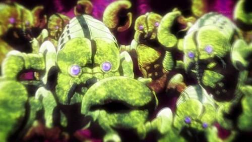 ジョジョ アニメ 第三部 第17話 ラバーズ 「最も最も!」