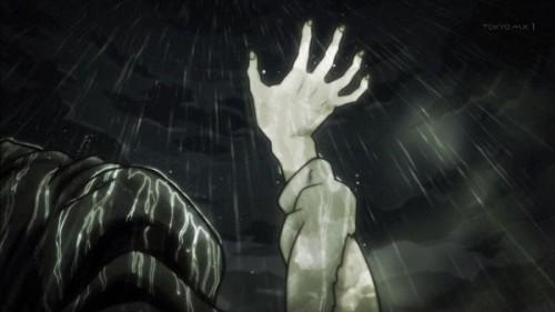 ジョジョ アニメ 第三部 第21話 J・ガイルに殺されるシェリー