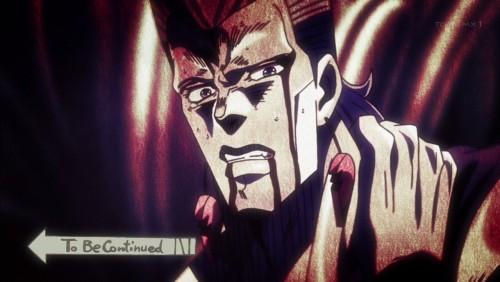 ジョジョ アニメ 第三部 第21話 ポルナレフ 「ま…まさか…」