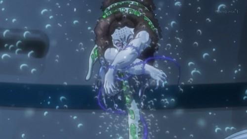 ジョジョ アニメ 第三部 第24話 吐き出された女教皇