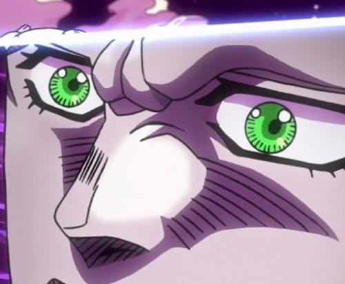 ジョジョ アニメ 第三部 第22話 瞳が輝くポルナレフ