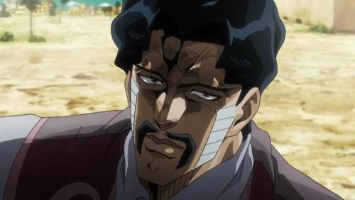 ジョジョ アニメ 第三部 第34話 ダービー登場