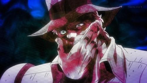ジョジョ アニメ 第三部 第34話 焦るジョセフ