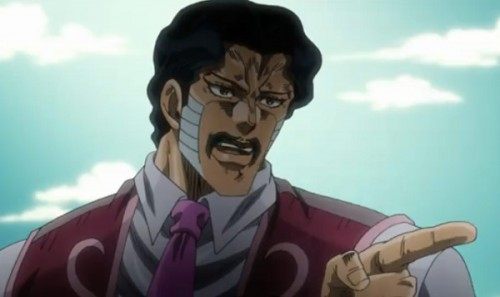 ジョジョ アニメ 第三部 第34話 「グッド!」