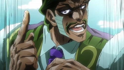 ジョジョ アニメ 第三部 第34話 勝利したダービー